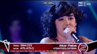 Alice Paba & Francesca Michielin - Nessun Grado di Separazione [The Voice Of Italy 2016 - Finale]