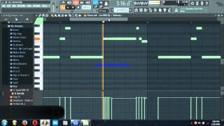 VinceStaples Senorita REMAKE+FLP+TUTORIAL ON FL STUDIO 12 BY MercyBangilato47