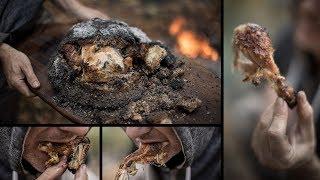Salt Pile Chicken (Bushcraft) - EPIC Food