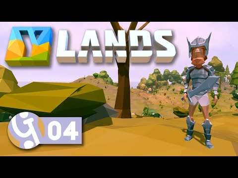 Iron Armour & Underpants | Let's Play Ylands #04