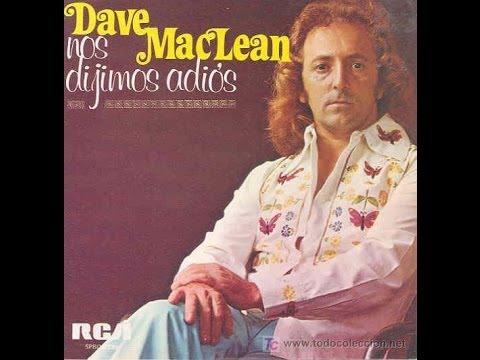 Porque nos dijimos adios Dave Mac Lean. Subtitulada
