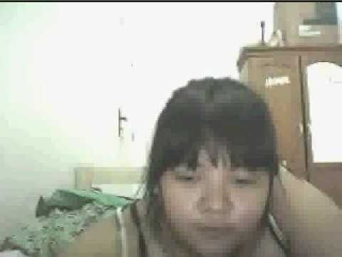 Banjarmasin Indonesia hot webcam girl Febry emank Chubby banget new 2011 part 1