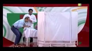 خندوانه:آمپول زدن به جناب خان