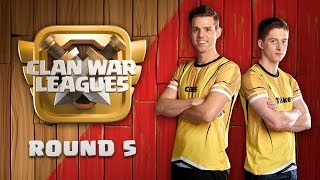 Clan War Leagues - OneHive - Clash of Clans - Round 5