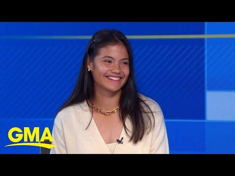Emma Raducanu wins US Open title at 18 l GMA