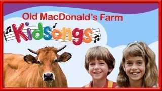 Old MacDonald Had a Farm | Favorite kid video | Baby songs and nursery rhymes |PBS Kids | Kidsongs
