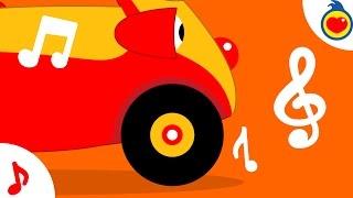 Plim Plim ♫ Las ruedas del autobús ♫ Canciones Infantiles