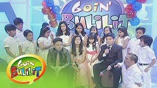 Goin' Bulilit: Belle, Carl, Miguel graduate on Goin' Bulilit