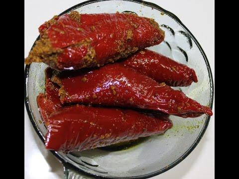 Lal Mirch ka Achaar / Red Chilli Pickle