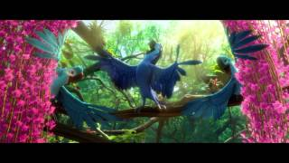 RIO 2 - Official Trailer Hindi HD