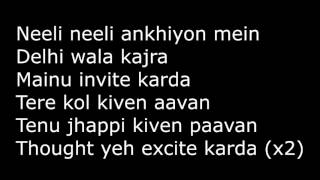 Main Tera Boyfriend Lyrics | Raabta | Lyricslife