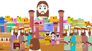 Easter Story | Stories Of Jesus | New Testament | Bible Stories For Kids | Holy Tales Bible Stories