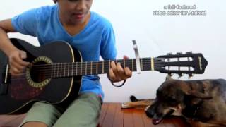 Grow old with you  (Adam Sandler) - Fingerstyle Cover