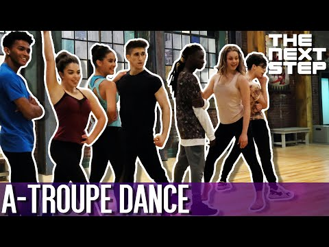 """Download """"Work"""" A-Troupe Routine - The Next Step 6 Extended Dance free"""