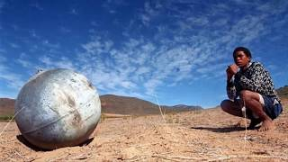 Family Finds A Strange Sphere On Their Property That Starts A Scientific Frenzy