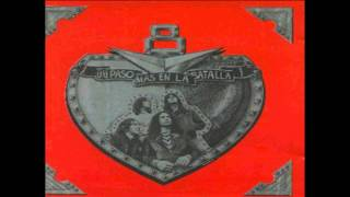 V8 - Un Paso Mas en la Batalla (1985) (Disco Completo - Full Album )