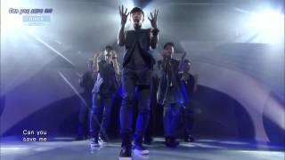 [Engsub] INFINITE - Back - 140720 Inkigayo Live