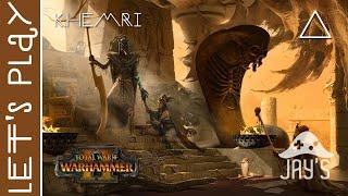 [FR] TWW 2 - Mortal Empires - Épisode 3 - Les Rois des Tombes de Khemri