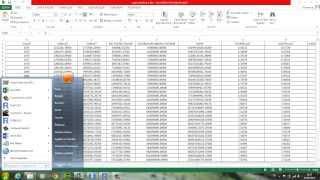 R Excel