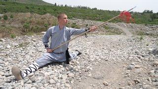 Shaolin Kung Fu - Yuntai Mountain [China] - 2015