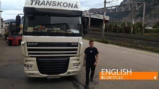 174. The Trucker. A kamionos 2017 (ENG-HUN)