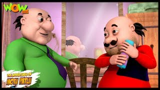 Shaving Foam - Motu Patlu in Hindi WITH ENGLISH, SPANISH & FRENCH SUBTITLES