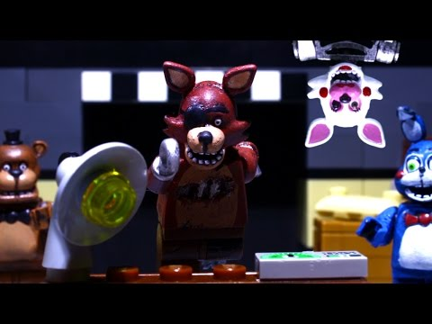 Lego five nights at freddy s 2 a stopmotion old version vidoemo