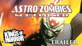 Astro-Zombies M3: Cloned | Full Horror Movie - Trailer