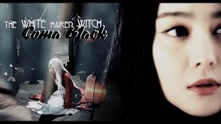 .the White Haired Witch | coma black