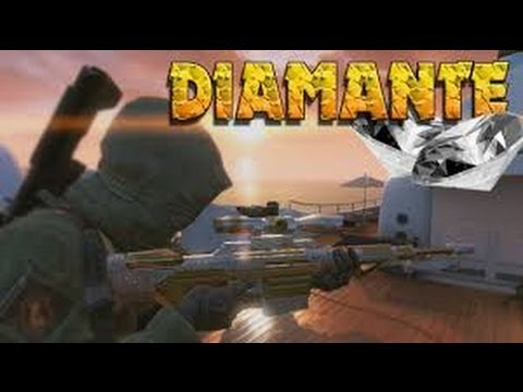 call of duty black ops 2 snipers de diamante