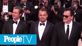'Once Upon A Time In Hollywood' Gets Rave First Reactions At Cannes   PeopleTV