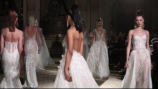 BERTA S/S 2018 Bridal Collection - NY Runway Show