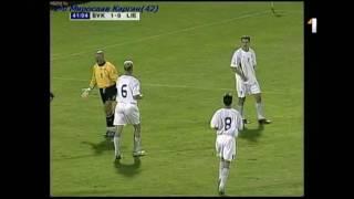 QWC 2006 Slovakia vs. Liechtenstein 7-0 (08.09.2004)