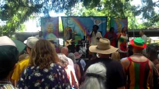 The Itals- Rasta Philosophy live @SNWMF 2015