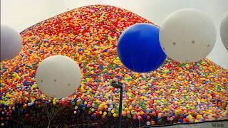 This is Why You Should Never Release 1.5 Million Balloons At Once