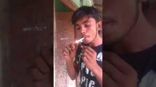 how to carent diya smoking | কারেন্ট,বিদ্যুৎ,ধূমপান,cigaret Smoking.