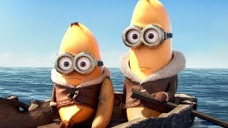 MINIONS Official Trailer (Despicable Me Spinoff - 2015)