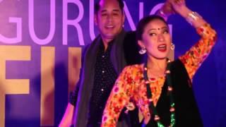 BACHA BANDHAN | Superhit Gurung Song Live Ft. Rajani Gurung, Som Gurung | Gurung Films Award 2072