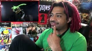 Green Ranger vs Ryu - Alternate Ending Reaction!
