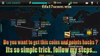 FIFA 17 Mobile soccer Hack Coins and Points IOS and Android