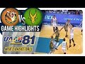 Download Video Download UAAP 81 MB: UST vs. FEU | Game Highlights | October 14, 2018 3GP MP4 FLV