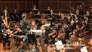 Songs of Travel Ralph Vaughan Williams Alex Knight with Eroica Ensemble part 1.mov
