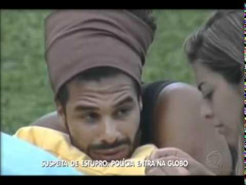 BBB12 Daniel e Monique Conversam Sobre O Estupro