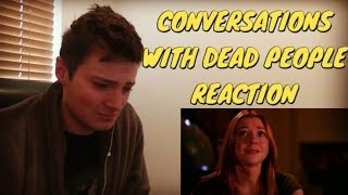 BUFFY THE VAMPIRE SLAYER - 7X07 CONVERSATIONS WITH DEAD PEOPLE REACTION
