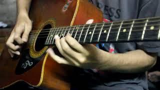 Joto Dure solo - Warfaze - Acoustic Guitar Cover