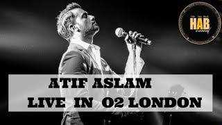 Atif Aslam Live in concert at O2 Arena London. [Bollywood Showdown 2015]