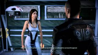 Mass Effect 3 pc game, Diana Allers romance