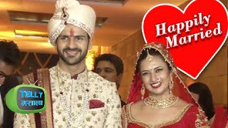 Divyanka Tripathi WEDDING : FIRST INTERVIEW after MARRIAGE | Exclusive | #DiVek