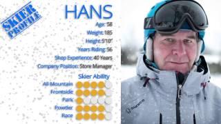 Hans's Review-Atomic Vantage 100 CTI Skis 2017-Skis.com