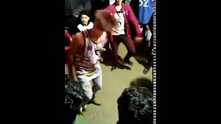 صالح فوكس مجنون امبابة رقص دق فاجر فشخ  في امبابة 2017